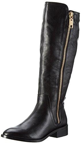 ALDO 46866010, Botas Altas Mujer Negro (Black Leather/97)
