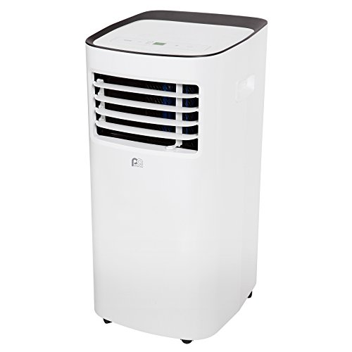 PerfectAire PORT10000A 10,000 BTU Compact Portable Air Conditioner, 450 Sq. Ft. Coverage