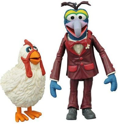 Diamond Select Toys The Muppets: Gonzo & Camilla Series 1 Action Figure Set ... by DIAMOND SELECT TOYS