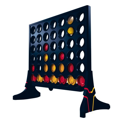Hasbro Connect Four Classic Grid Game