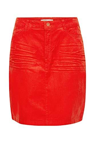 Orange by 635 Esprit Jupe Red Femme edc Rouge dXqBxwqF