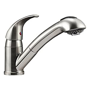 Amazon.com: Dura Faucet Kitchen Pull-out Faucet for 5th