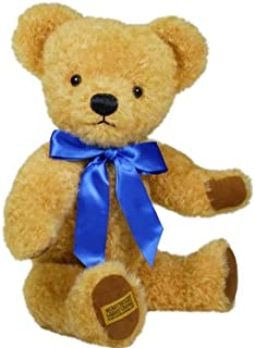 Merrythought Curly Gold Teddy Bear 45cm