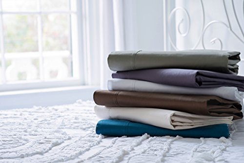 Magnolia Organics Dream Collection Sheet Set - King, Clearwater - Clearwater Collection