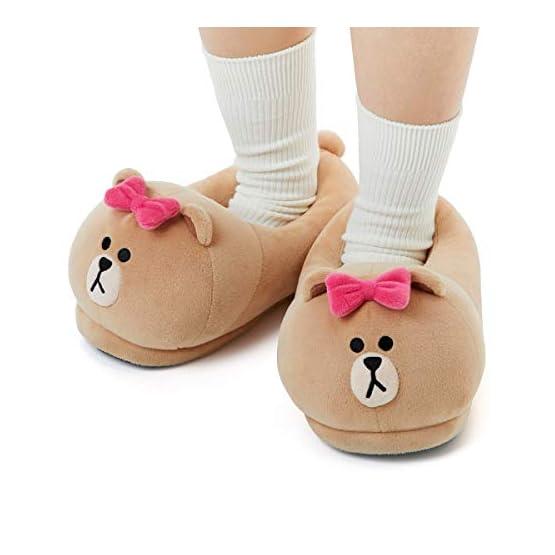 Line Friends Slippers | Kawaii Slippers 2