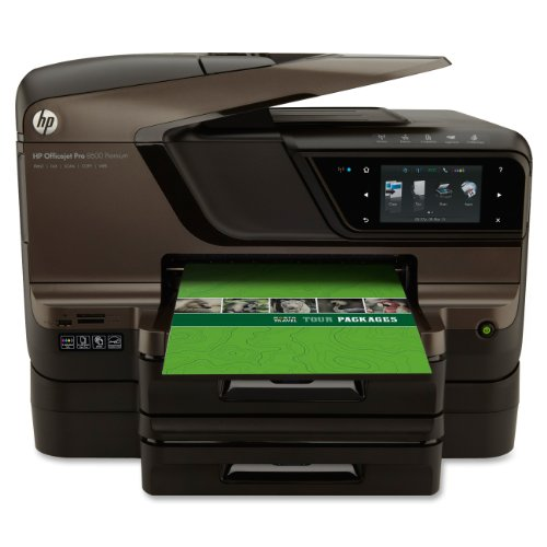HP OfficeJet Pro 8600 Wireless All-in-One Photo Printer with Mobile Printing (CN577A)