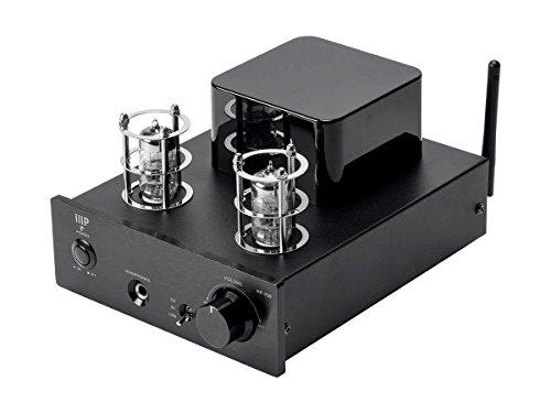 Monoprice Stereo Tube Headphone Amp with 24-bit/96kHz USB DAC