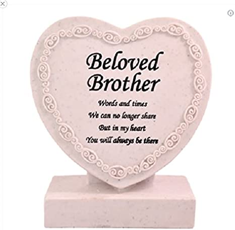Memorial//Grave Heart ~ Cremation Marker////Plaque ~ BELOVED FRIEND