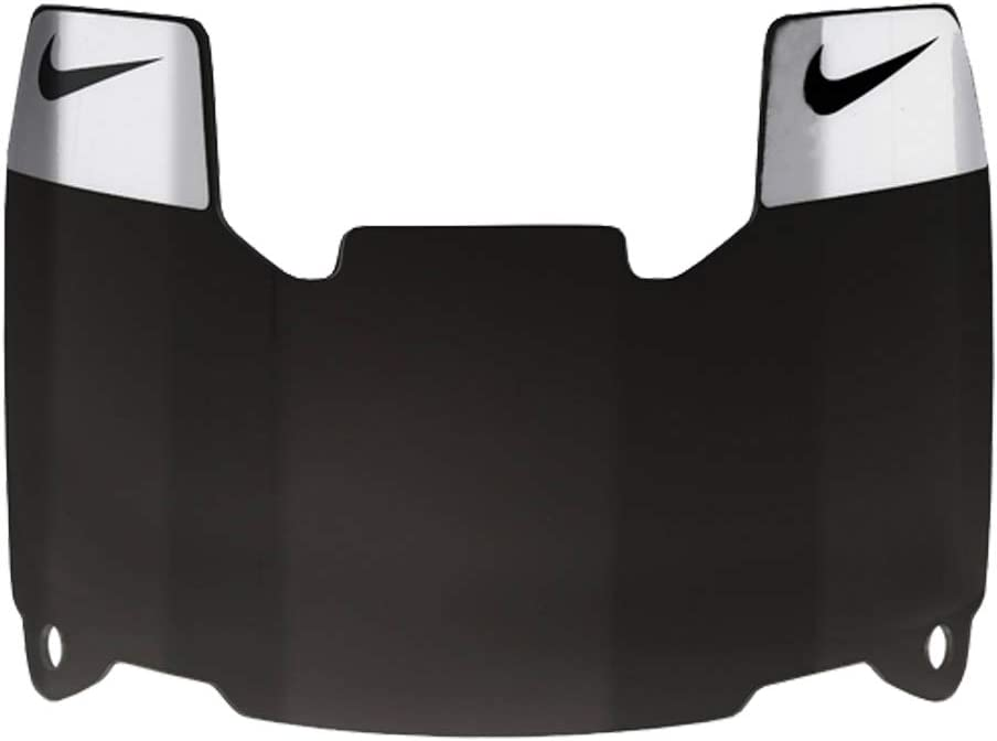 Nike Gridiron Eye Shield 2.0 with Decals, Black : Sports & Outdoors