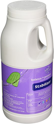 Aqua Chem Stabilizer for Swimming Pools, 3-Pound ()
