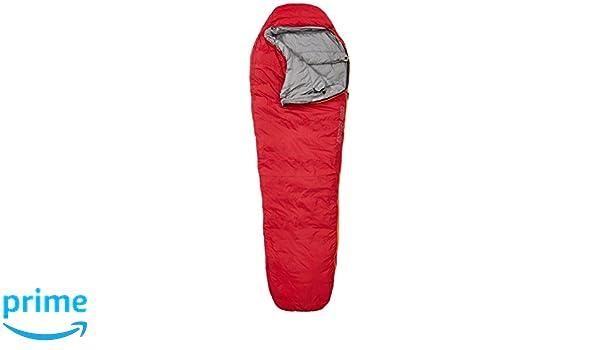 Deuter Astro 550-L Saco de Dormir, Unisex Adulto, Rojo (Cranberry), Talla Única: Amazon.es: Deportes y aire libre