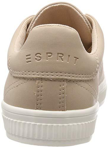 275 Nude Mujer Esprit dusty Para Zapatillas Sonetta Lu Beige 0wqFp8w
