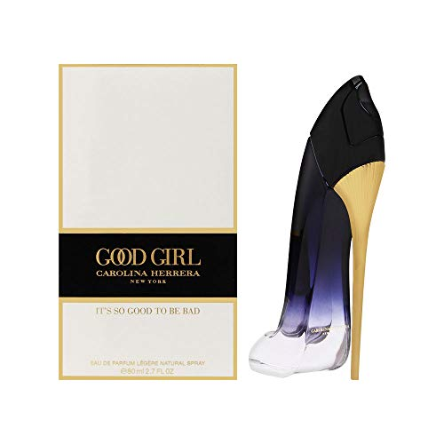 Good Girl Legere by Carolina Herrera - perfumes for women - Eau de Parfum, 80 ml