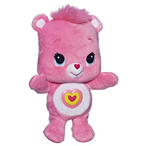 Care Bears Wiggle Hugs Wonderheart Bear - 41 2BR4FNi zL - Care Bears Wiggle Hugs Wonderheart Bear