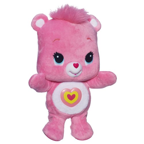- Care Bears Wiggle Hugs Wonderheart Bear