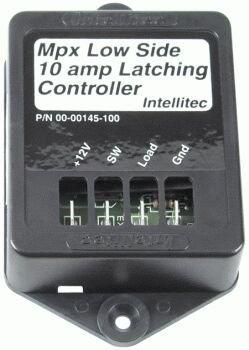 Intellitec 0000145100 10 Amp Monoplex Water Pump Control
