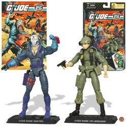 G.I. Joe 25th Anniversay Comic Pack: Destro and Breaker