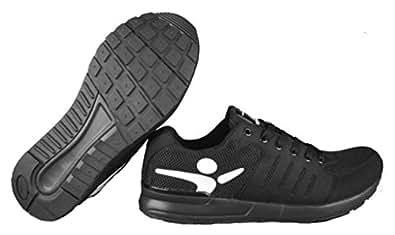 Take Flight 1.0 Parkour & Training Shoe,Black,7 D(M) US