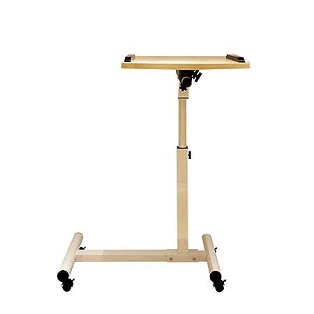 Mesa Plegable para Computadora Portátil con Altura Ajustable y ...