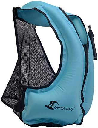 OMOUBOI Snorkel Inflatable Swimming Boating product image