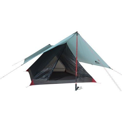 MSR Thru-Hiker Mesh House 3 Shelter Tent, Grey by MSR (Image #2)