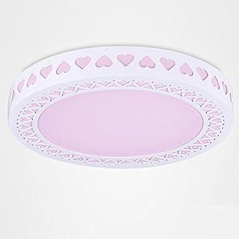 cute de madera rosa para nia de princesa habitacin lmpara de techo moderna dormitorio lmparas de