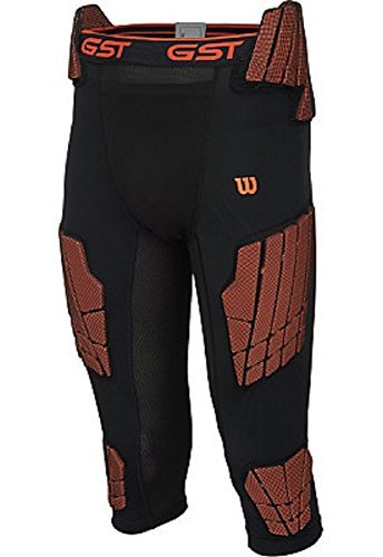 Wilson Adult GST 7 Pad 3/4 Length Girdle – DiZiSports Store