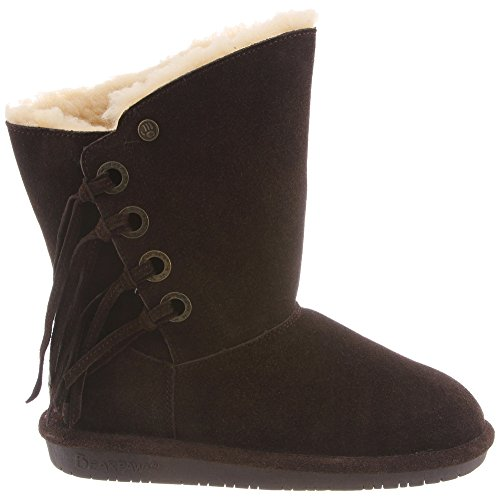 Boot Bearpaw 9 6 In ChocolateII Womens Arya Aqq76Iwxa
