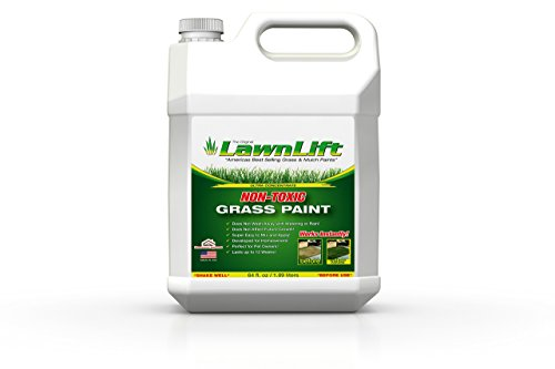 Lawnlift Grass Mulch Paints Concentrated
