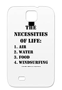 Black Necwindtransblk Sports Surfer Surfing Surfing Windsurfing Windsurf Wind Windsurfer Surf Protective Case For Sumsang Galaxy S4
