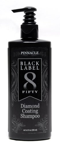 (Pinnacle Black Label Diamond Coating Shampoo 8oz)