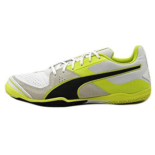 6cbb4e41a1a7 70%OFF Puma Invicto Sala Men US 12.5 White Running Shoe - appleshack ...
