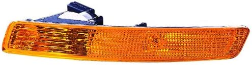 Sherman Replacement Part Compatible with Volkswagen Beetle Front Driver Side Signal Light Partslink Number VW2530109