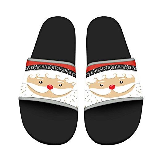 ZWJ Elegante Playa Sandalias para Mujer Zapatillas de baño Antideslizante Ducha Zapatos Pantuflas de Piso de Interior con...