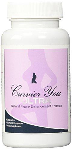 Curvier You Ultra Figure Enhancement Formula 60 capsules, 650MG -