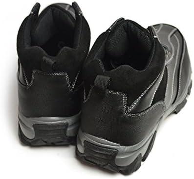 防水 アウトドアシューズ メンズ トレッキングシューズ 登山靴 ハイキング ブーツ 防滑 幅広 屈曲性 通気性