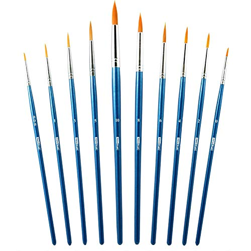 Bestselling Oval Wash Paintbrushes
