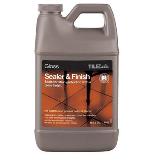 CUSTOM BLDG PRODUCTS TLGLSSHG 1/2-Gallon Gloss Seal/Finish (Tilelab Gloss Sealer And Finish compare prices)