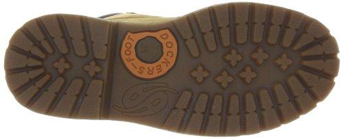 Dockers 310712-003093 310712-003093 - Botas de cuero nobuck unisex Beige