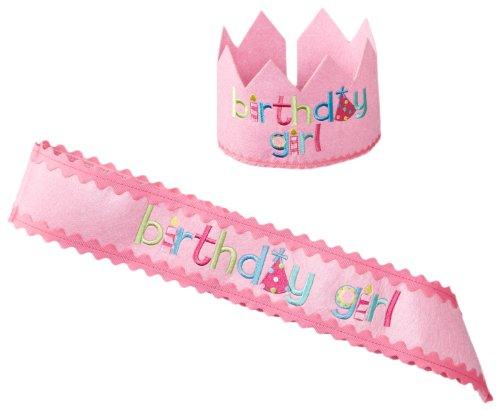 Mud Pie Baby Girls Newborn Birthday