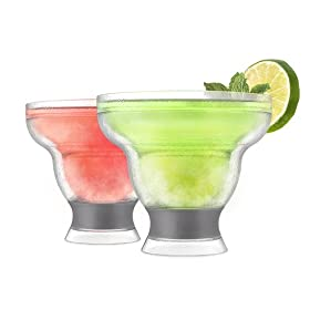 HOST Margarita FREEZE Cooling Cups
