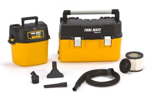 Shop-Vac 3880200 2.5 Gallon 2.5 Peak HP Tool Mate Tool Box Vacuum For Sale