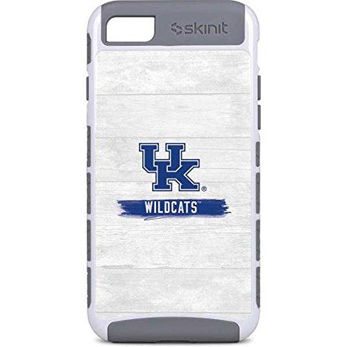 (University of Kentucky iPhone 8 Case - UK Kentucky Wildcats Wood | Schools X Skinit Cargo Case)