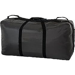 Comfort Loft Tag Team 32.5 inch Travel Duffel for College Sports Camp - Gunmetal