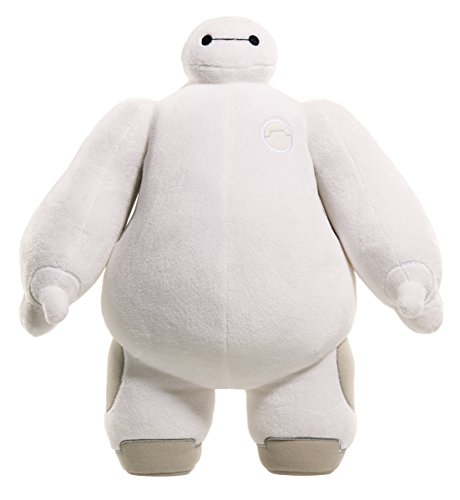 Disney Big Hero Six Baymax Plush]()