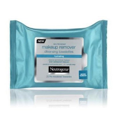 Neutrogena Cleansing Remover Towelettes Hydrating