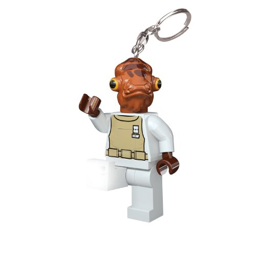 LEGO Star Wars Admiral Ackbar Key Light]()
