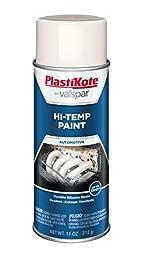 PlastiKote HP-12 White Hi-Temp Paint - 11 Oz.