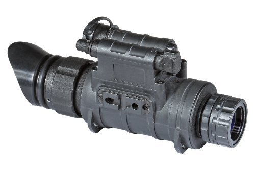 Armasight Sirius GEN 2+ SD MG Multi-Purpose Night Vision Monocular with Manual Gain, Black
