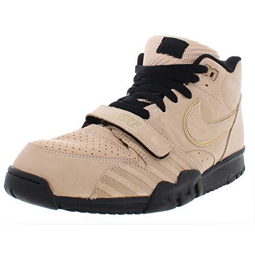 Nike Mens Air Trainr 1 MD PRM NRG Leather High Top Fashion Sneakers